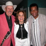 Rose-Mary Lou, Jimmy C. Newman & Charley Pride